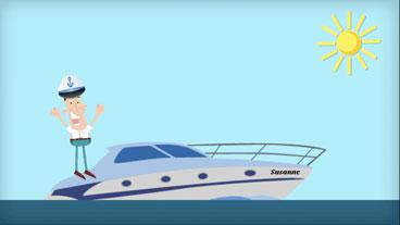 Onlinetraining Sportbootführerschein jetzt testen