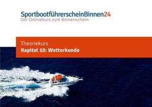 Sportbootführerschein24 Binnen Fragenkatalog